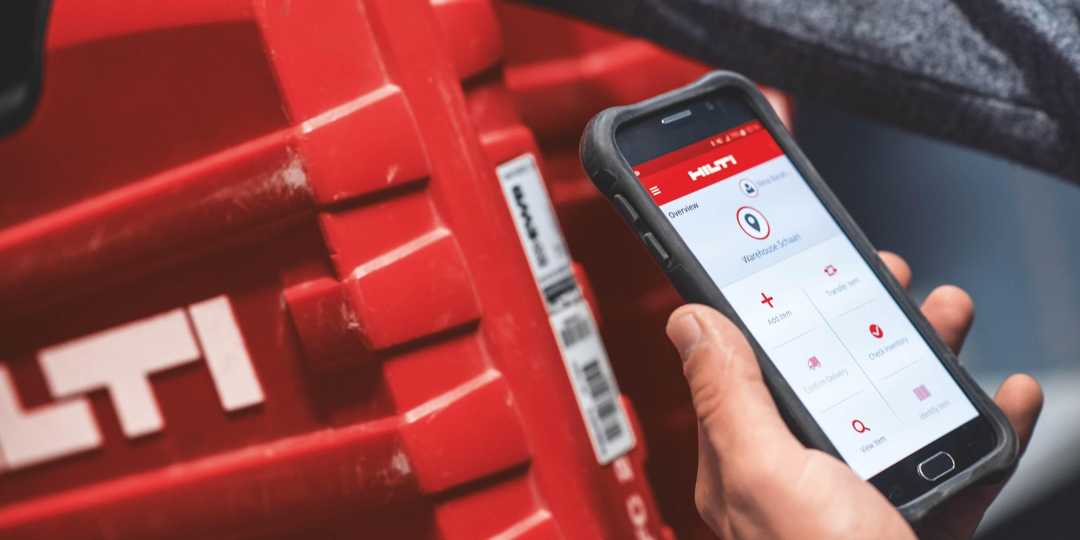 Hilti Bauma 2019 - ON!Track Active Tracking