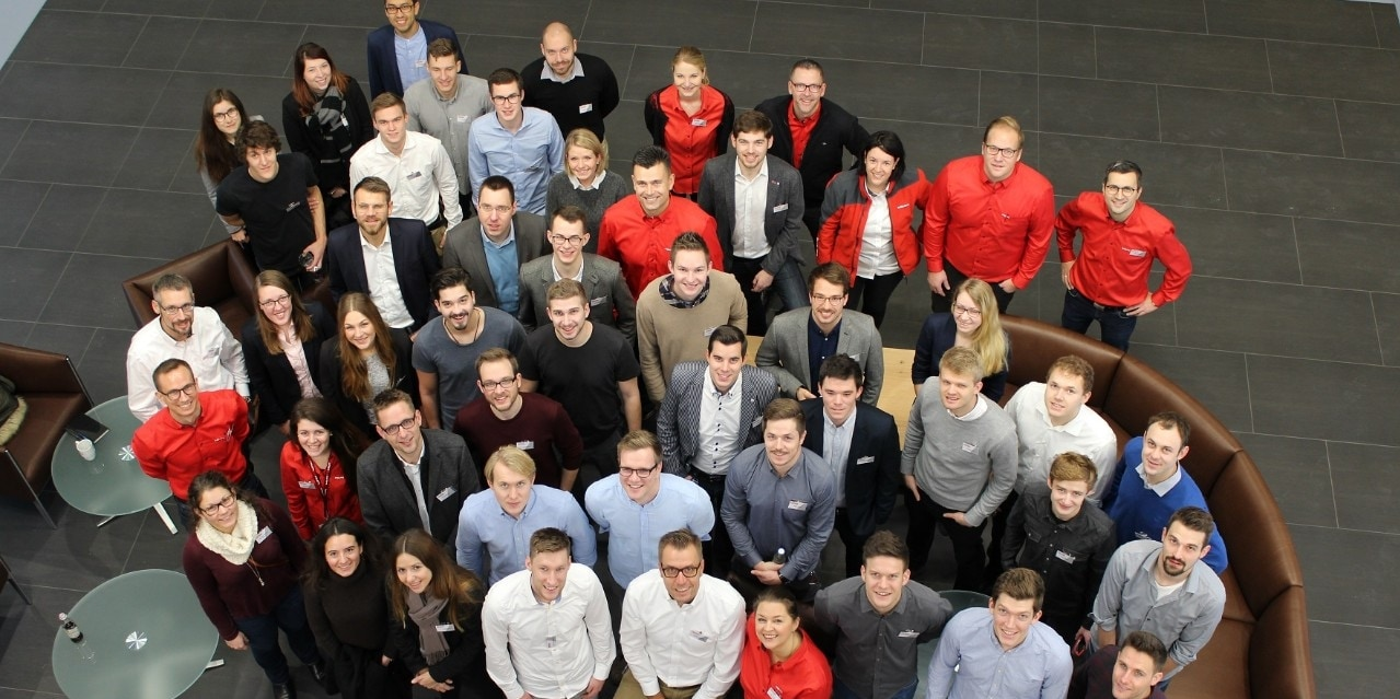 Erster Hilti Civil Engineering Day 2017