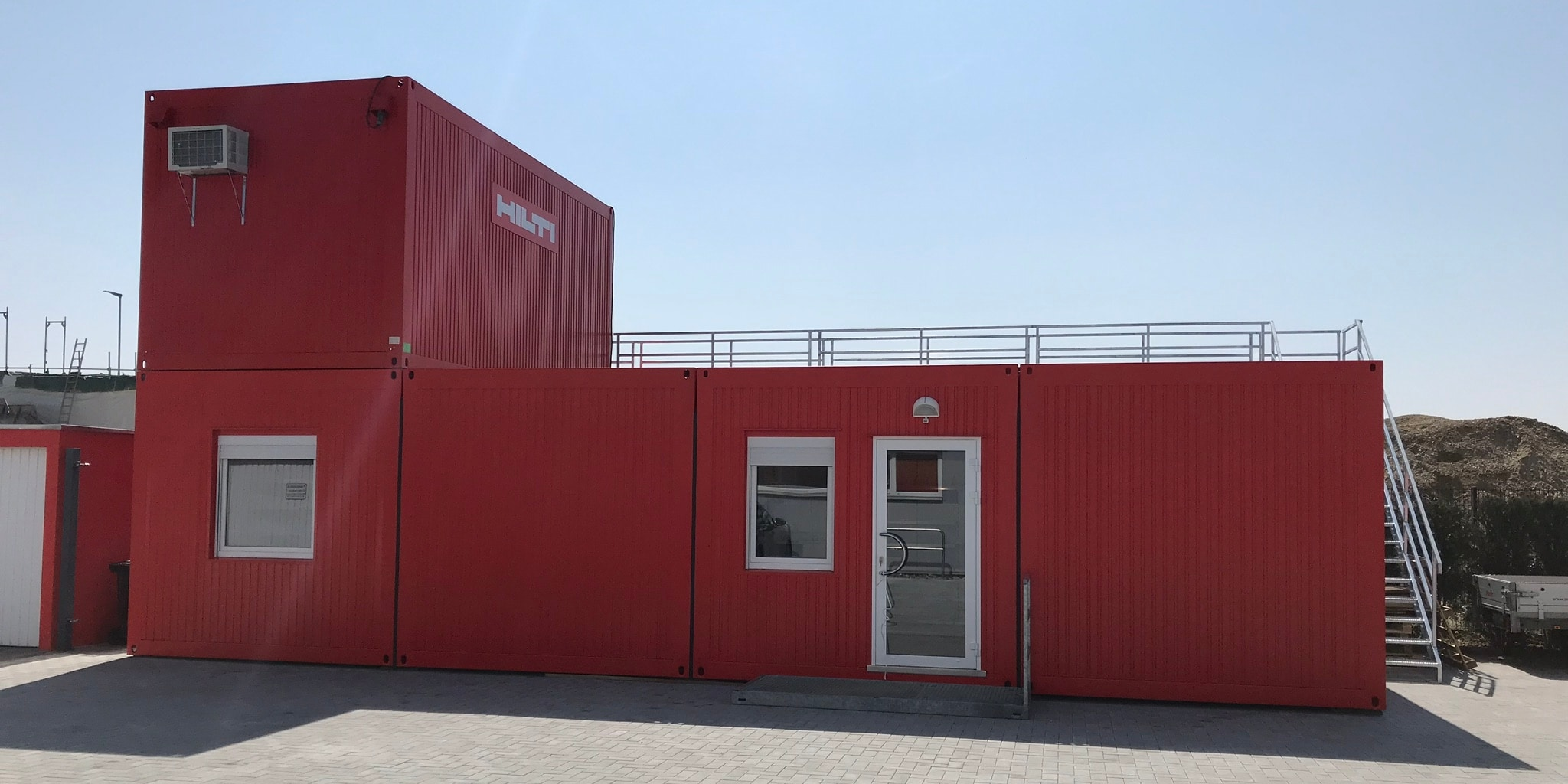 Hilti Pop-up Store Ingolstadt