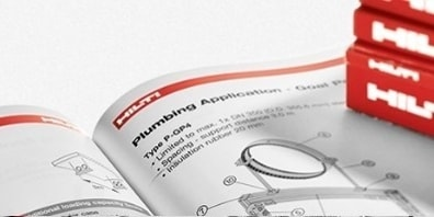 Hilti technical literature for engineers