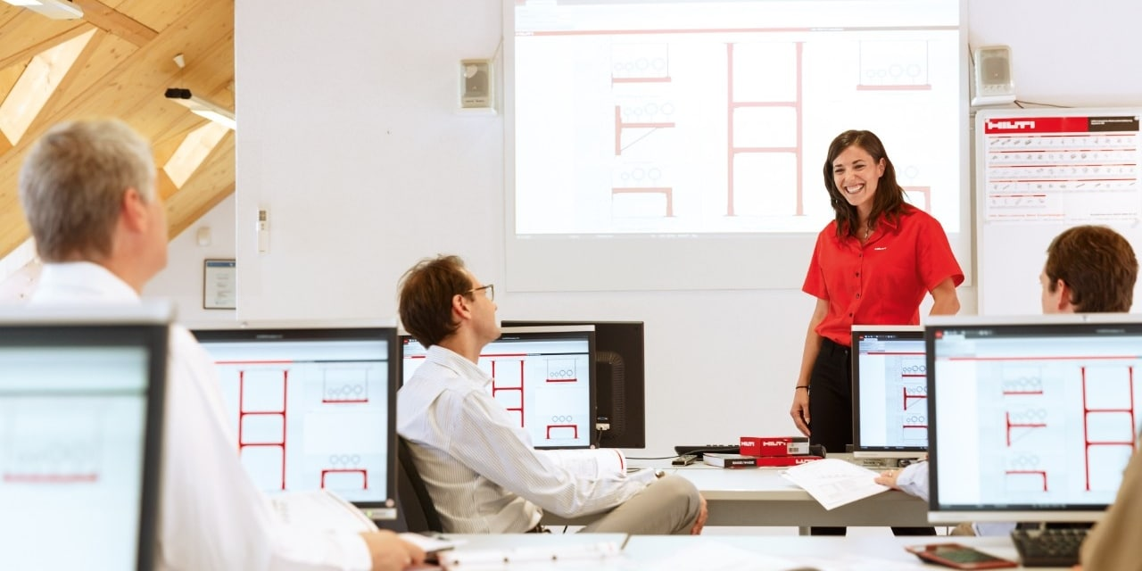 HILTI TECHNIKTRAININGS