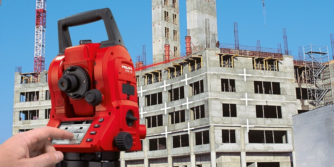 Hilti PROFIS Layout Office