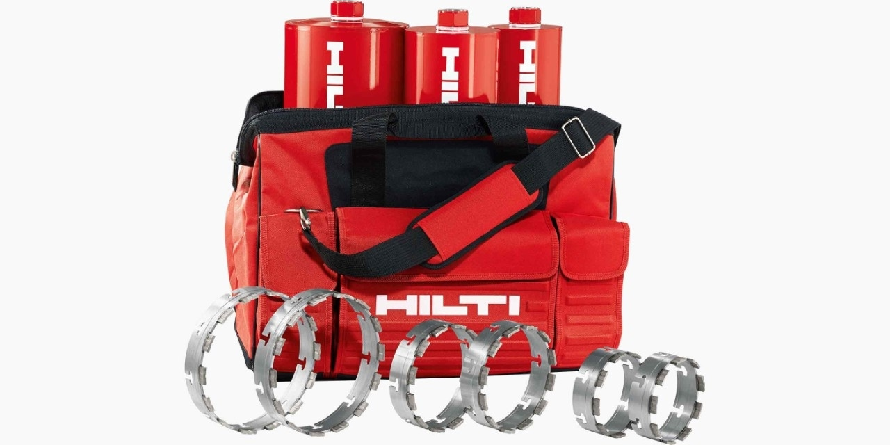 Hilti Soft Bag mit X-Change Modulen